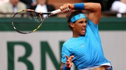 Rafael Nadal made light work of Quentin Halys
