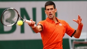 Novak Djokovic fired 40 winners against Jarkko Nieminen but also registered 31 unforced errors