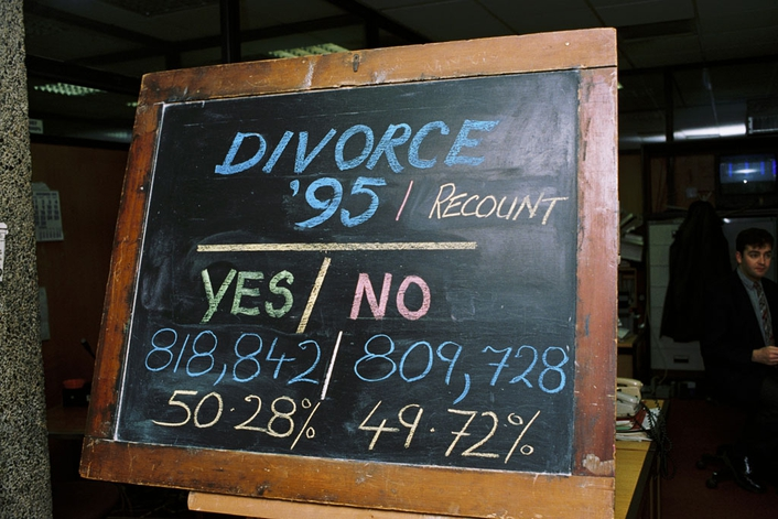 Divorce Twenty Years On