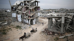 Amnesty said the war crimes were carried out during last year's war with Israel