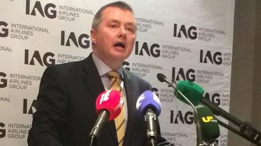 Aer Lingus Press Conference & Reaction