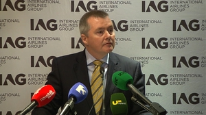 AG boss Willie Walsh said the lack of political progress around Brexit is frustrating and has dampened consumer demand
