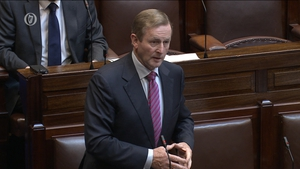 Enda Kenny said it was not up to Eurozone ministers to make the final call but rather a decision that would have to be made by the administration in Athens