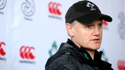 Joe Schmidt insists he had no part of  Matt O'Connor's Leinster exit