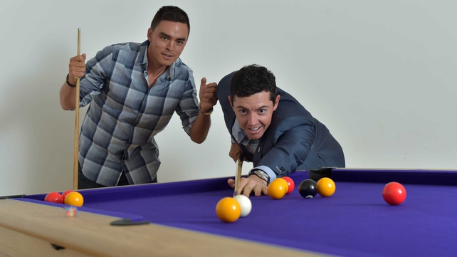 Charity begins at home for McIlroy