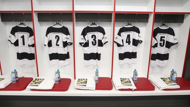 Playing for the Barbarians is by invitation from the president Micky Steele-Bodger
