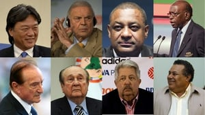 Nine current and former FIFA officials have been indicted