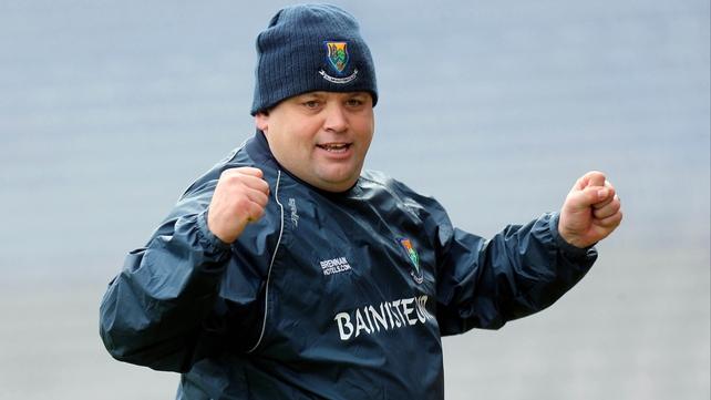 Casey O'Brien steps down as Wicklow boss