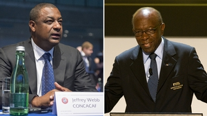Jeffrey Webb and Jack Warner, the current and former presidents of CONCACAF, are among those under investigation