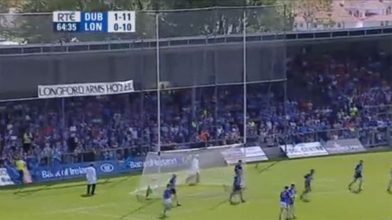 The Sunday Game : Longford v Dublin