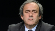 Michel Platini said he is sickened and disgusted by the corruption scandal