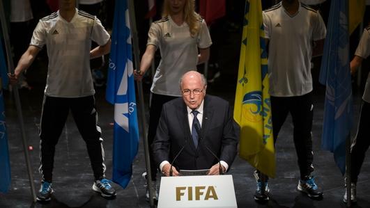 FIFA Presidential Vote