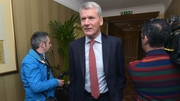David Gill has refused to work alongside Sepp Blatter if the FIFA president is re-elected
