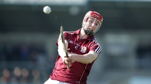 Cathal Mannion made a successful return to the Galway team against Laois