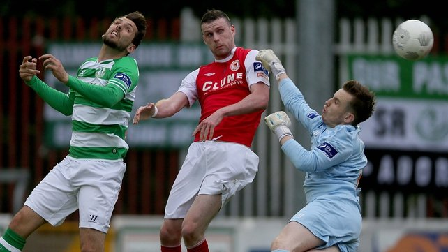 Pat's to face Rovers in EA Sports Cup semi-final