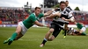 Ireland pipped by Barbarians at Thomond