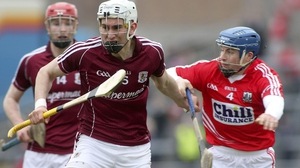 Jason Flynn in action against Cork