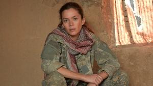 Anna Friel starred in American Odyssey
