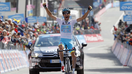 Fabio Aru is the Vuelta's champion