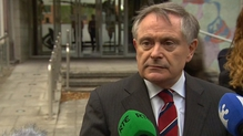 Brendan Howlin said it was unacceptable that accommodation which was not fit for purpose was being provided for homeless people