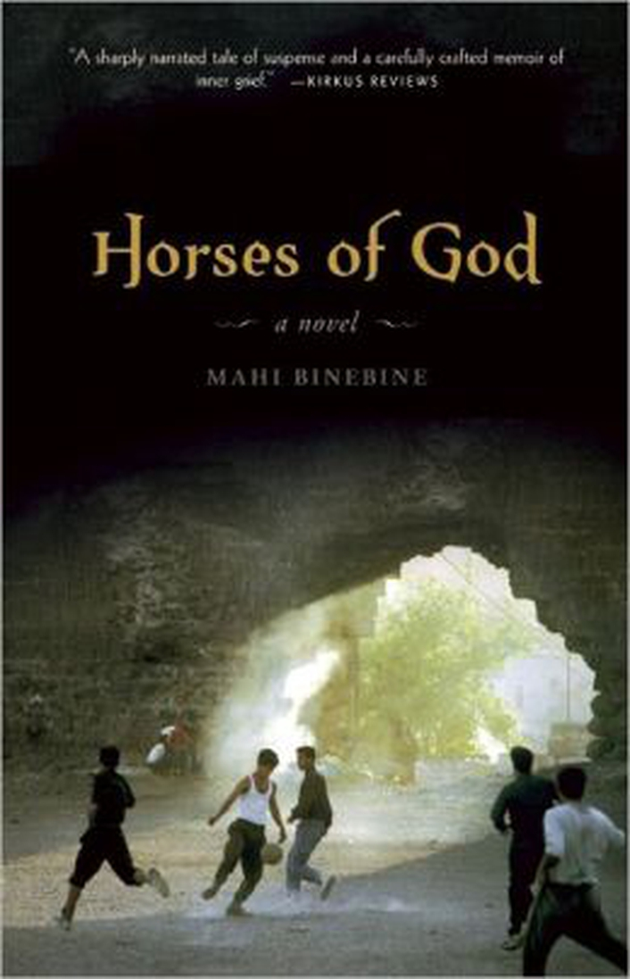 "IMPAC shortlist - ""Horses of God"" by Mahi Binebine"
