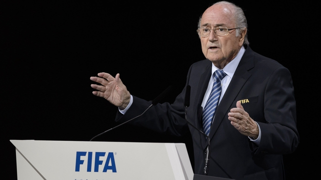 Blatter to lead FIFA for four more years