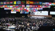 Six One News Web: Voting to select FIFA president enters second round