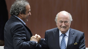 Michel Platini and Sepp Blatter may have to bring their case to the Court of Arbitration for Sport