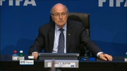 One News Web: FIFA chief says arrests were an attempt to interfere with process