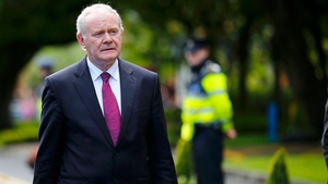 Martin McGuinness said his conscience would not allow him to implement the austerity agenda proposed by the British government