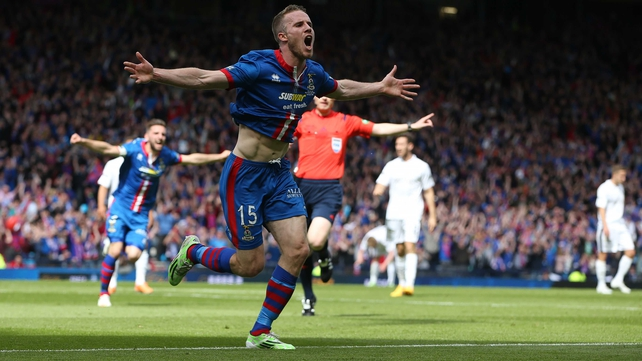Inverness secure historic Scottish Cup win