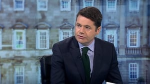 Paschal Donohoe has said it is up to SIPTU to find a resolution