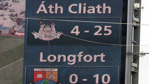Dublin's victory over Longford was as lopsided as the scoreline suggests