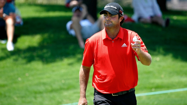 Steven Bowditch eased to a four-shot win after a sparkling back nine in Texas