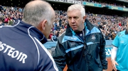Dublin boss Ger Cunningham is already plotting for next season