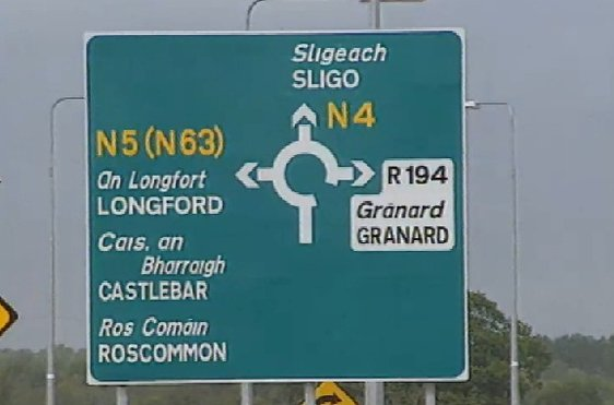 Longford By Pass Opened