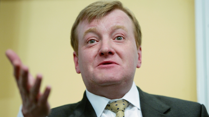 Death of Charles Kennedy