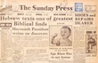 Newspaper - Last Editions