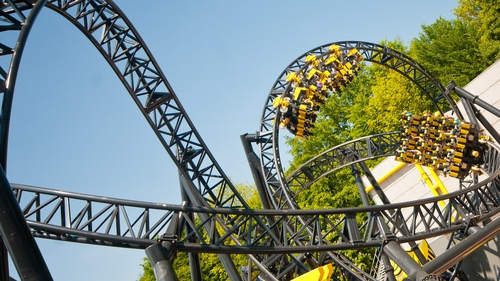 Merlin, which runs 110 attractions in 23 countries, said sales at its theme park business tumbled 12.4% to £285m