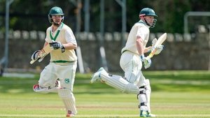 Paul Stirling is targeting victory against Afghanistan