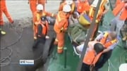 Nine News Web: Over 400 people feared dead in Chinese shipping disaster