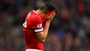 Robin van Persie found it difficult to command a first-team place at Manchester United at the end of the season