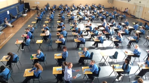Around two thirds of students were at risk of losing 10% of their marks