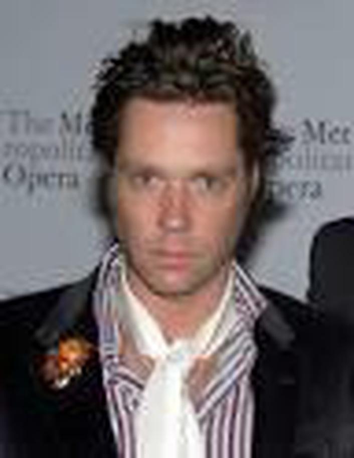 Singer-songwriter Rufus Wainwright