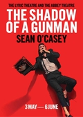 """""""Shadow Of A Gunman"""" at the Abbey Theatre"""