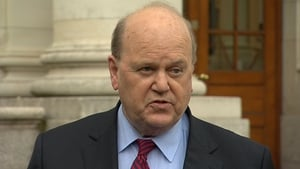 Michael Noonan says under fiscal rules there is no scope to use the money for any other purpose other than repaying what has been borrowed