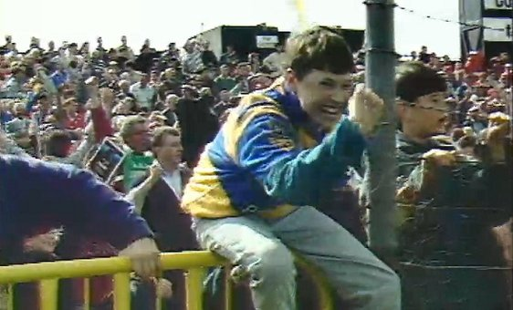Clare Supporter 1995