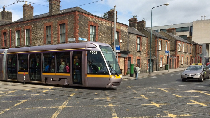 Passengers advised to make alternative arrangements due to Luas strike
