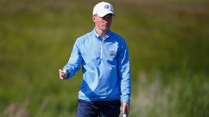 Marcus Kinhult: 'The putter was pretty hot on the back nine'