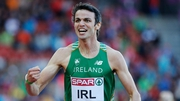Thomas Barr runs in Santry this weekend